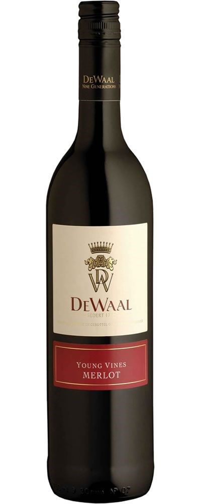 DeWaal Young Vines Merlot 2010