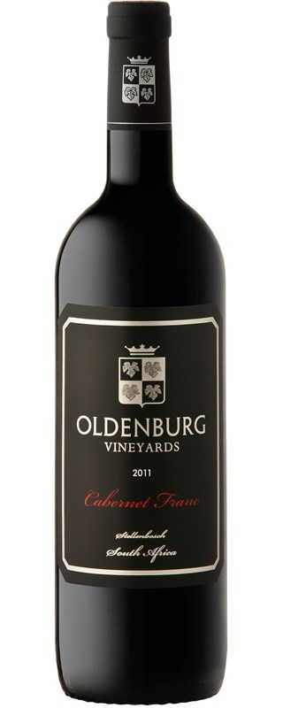 Oldenburg Vineyards Cabernet Franc 2011