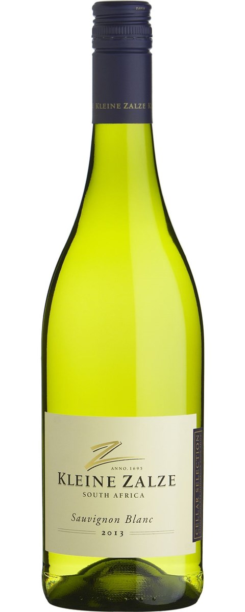 Kleine Zalze Cellar Selection Sauvignon Blanc 2013