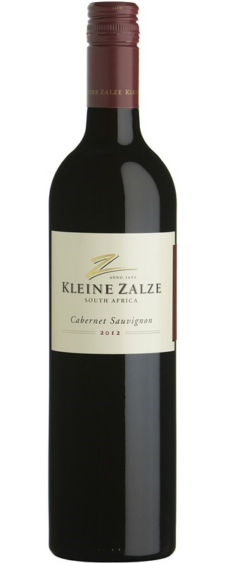Kleine Zalze Cellar Selection Cabernet Sauvignon 2012