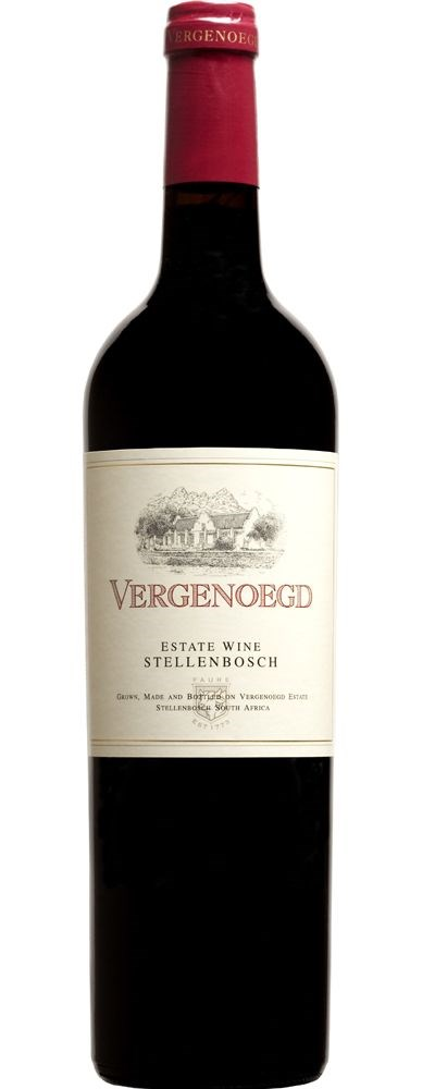 Vergenoegd Estate Blend 2004