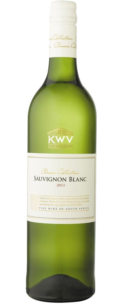 KWV Classic Collection Sauvignon Blanc 2013