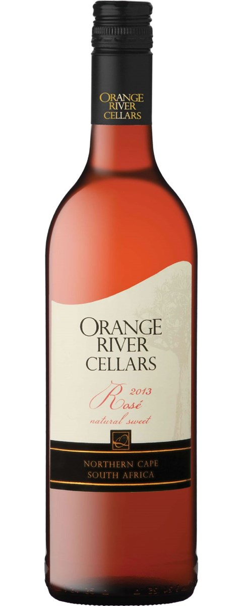 Orange River Cellars Rosé 2013