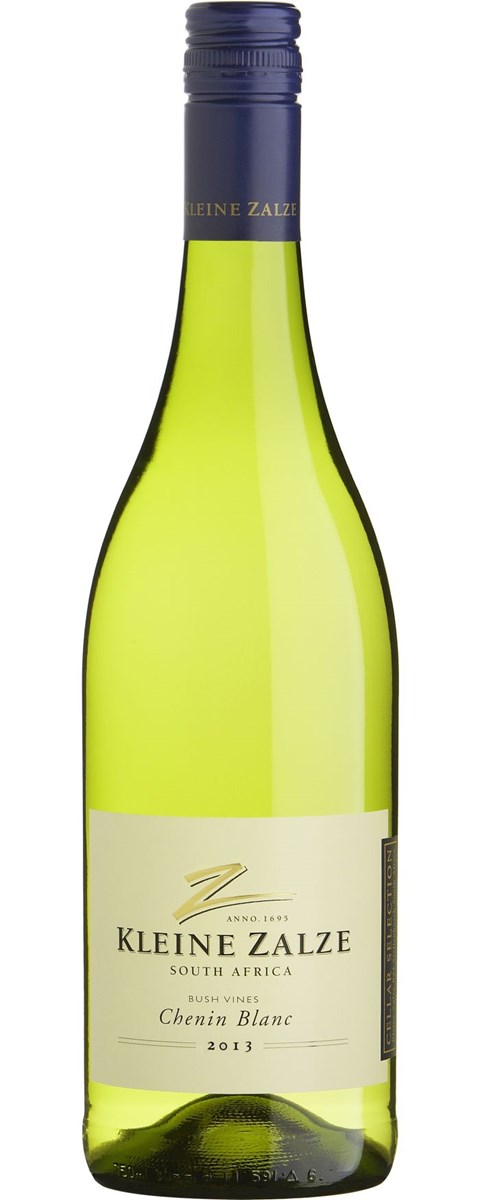 Kleine Zalze Cellar Selection Chenin Blanc Bush Vines 2013