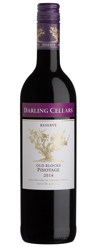 Darling Cellars Reserve Old Blocks Pinotage 2013