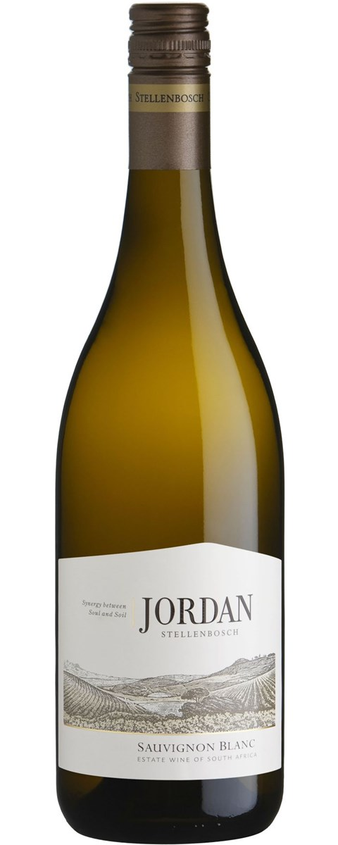 Jordan The Outlier Sauvignon Blanc Barrel Fermented 2013