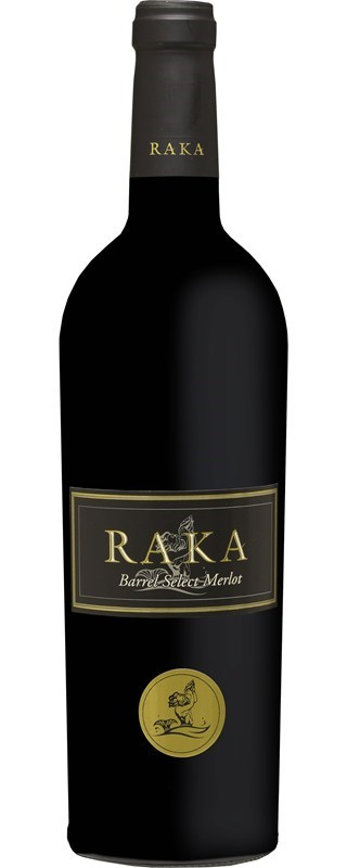Raka Barrel Select Merlot 2011