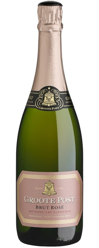Groote Post Brut Rosé NV