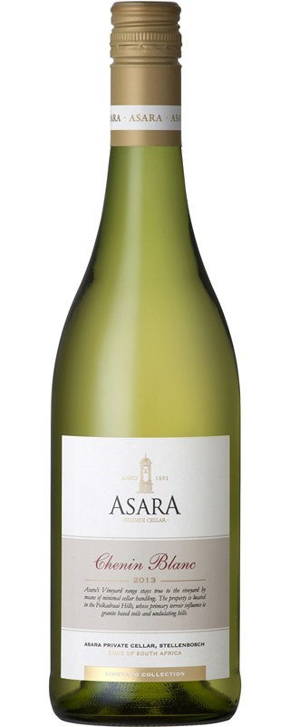 Asara Vineyard Collection Chenin Blanc 2013