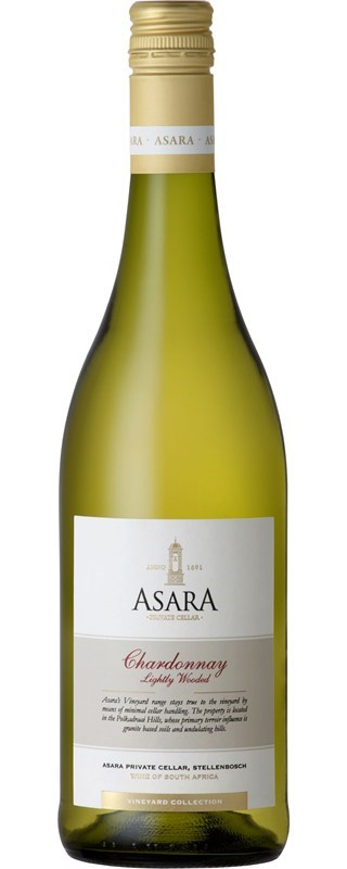 Asara Vineyard Collection Chardonnay Lightly Wooded 2013