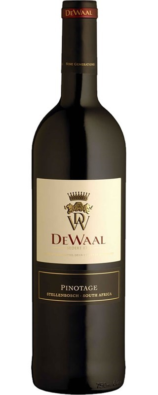 DeWaal Pinotage 2012
