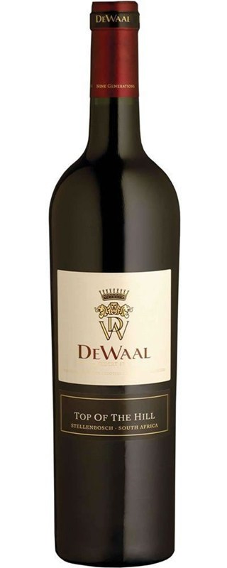 DeWaal Top of the Hill Pinotage 2012 - SOLD OUT