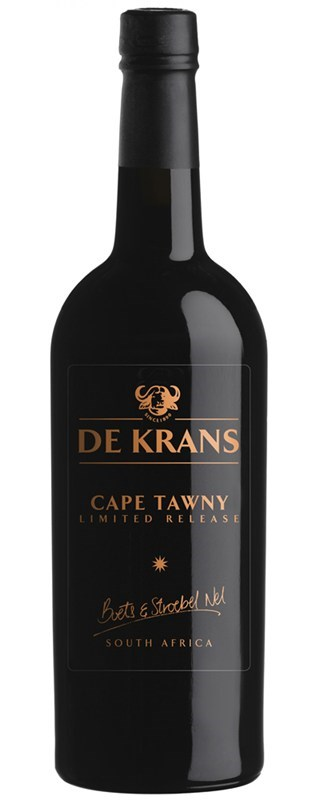 De Krans Cape Tawny Port Limited Release