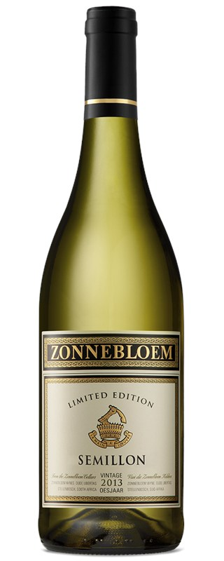 Zonnebloem Limited Edition Semillon 2013