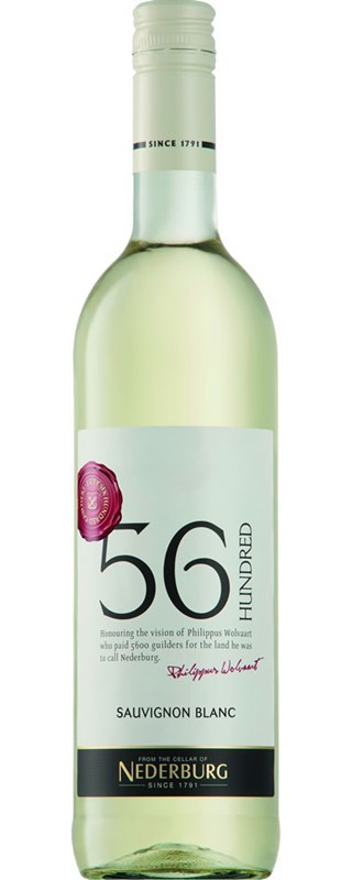 Nederburg 56Hundred Sauvignon Blanc 2014