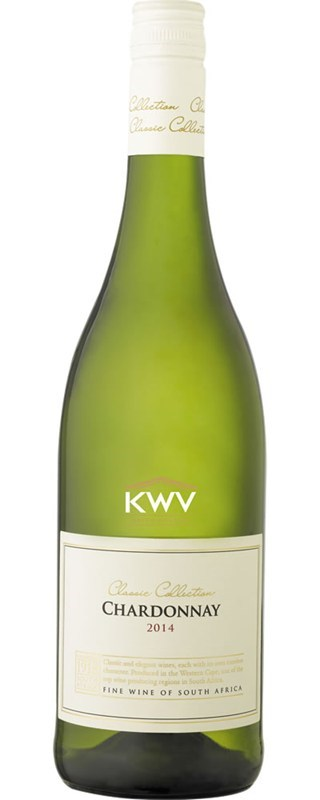 KWV Classic Collection Chardonnay 2014