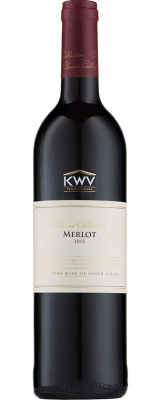 KWV Classic Collection Merlot 2013