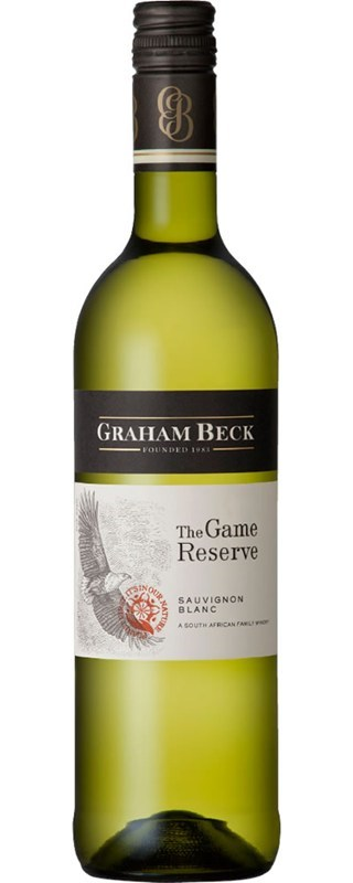Graham Beck The Game Reserve Sauvignon Blanc 2014