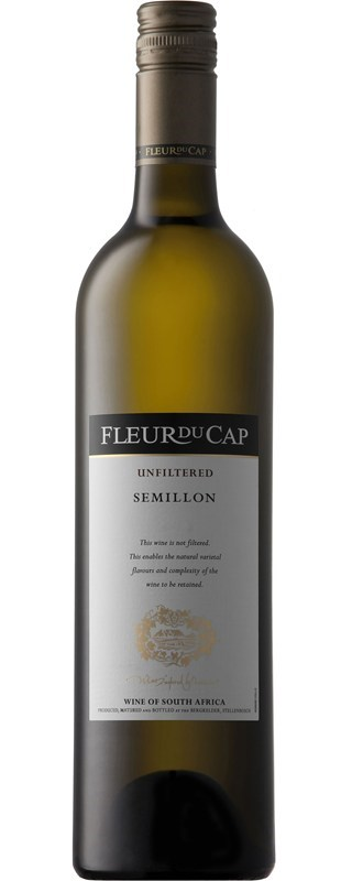 Fleur du Cap Unfiltered Semillon 2014   wine co za