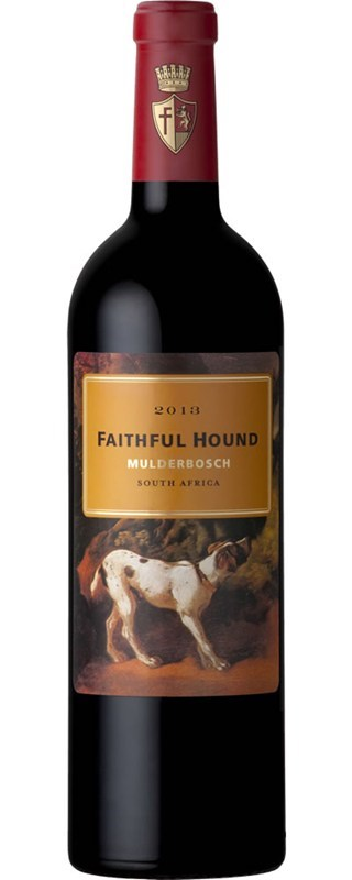 Mulderbosch Faithful Hound Red 2013