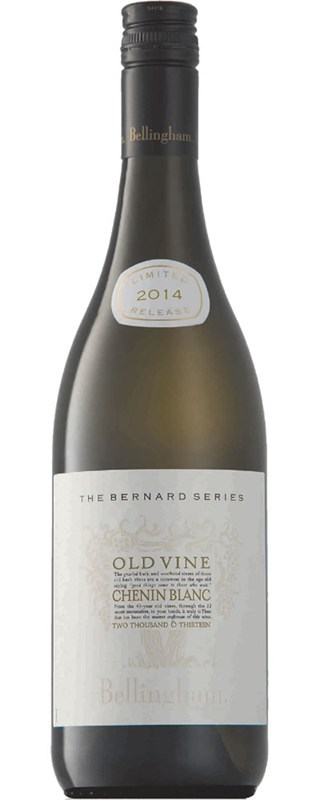 The Bernard Series Old Vine Chenin Blanc 2014