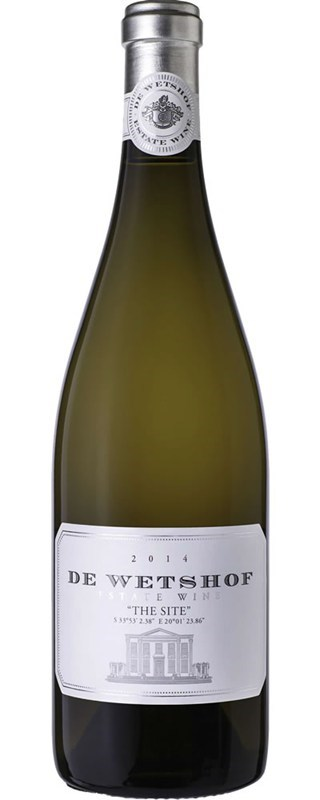 De Wetshof  'The Site' Chardonnay 2014