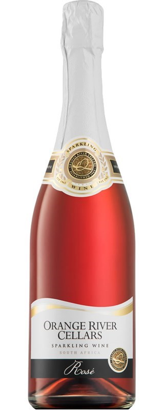 Orange River Cellars Sparkling Rosé NV