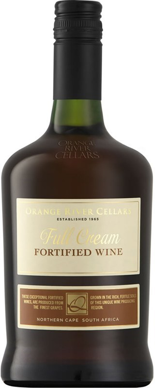 Orange River Cellars Full Cream Sherry NV