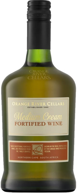 Orange River Cellars Medium Cream Sherry