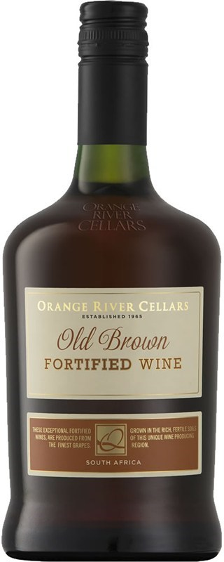 Orange River Cellars Old Brown Sherry NV