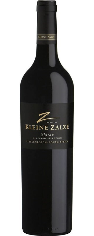 Kleine Zalze Vineyard Selection Barrel Matured Shiraz 2012