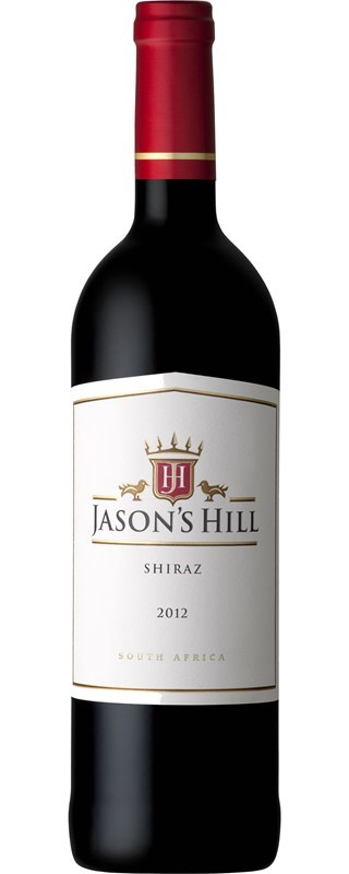 Jason's Hill Shiraz 2012