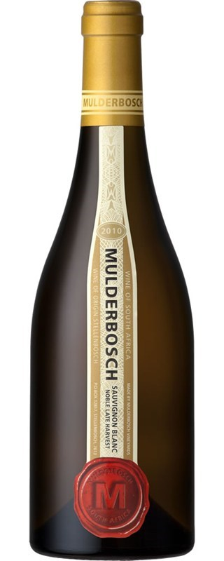 Mulderbosch Sauvignon Blanc Noble Late Harvest 2010 - DISCONTINUED