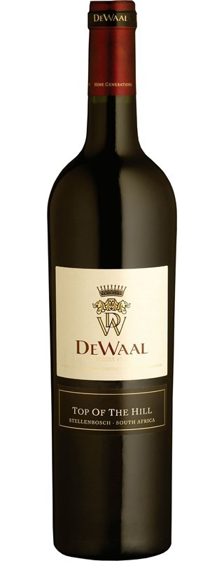 DeWaal Top of the Hill Pinotage 2013