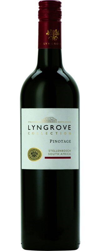 Lyngrove Collection Pinotage 2014