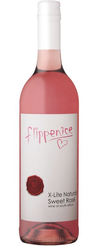 Flippenice X-Lite Natural Sweet Rosé NV