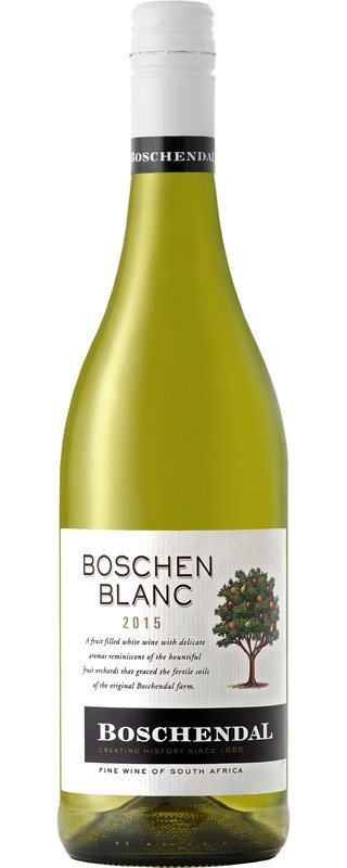 Boschendal classic boschen blanc 2015 for Boschendal wine