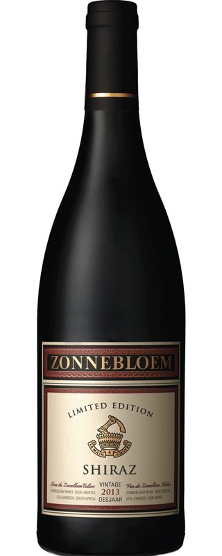 Zonnebloem Limited Edition Shiraz 2013