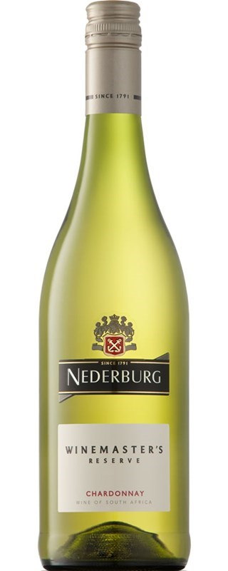 Nederburg Winemasters Reserve Chardonnay 2015 | wine.co.za