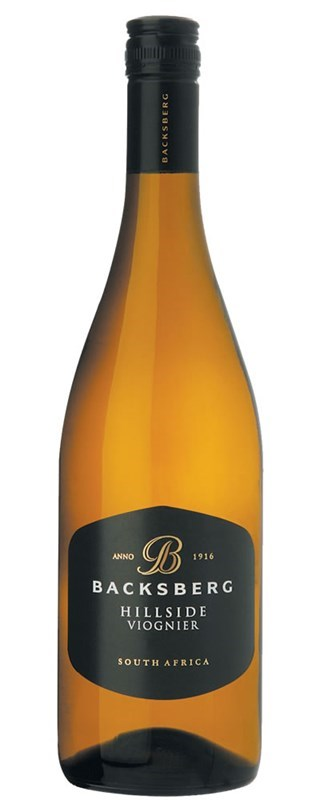 Backsberg Hillside Viognier 2014