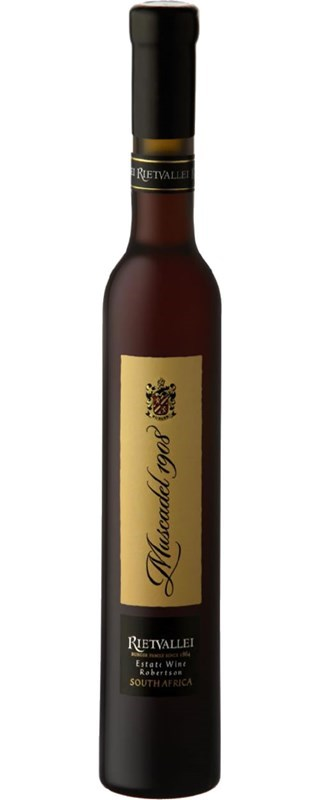 Rietvallei Estate 1908 Red Muscadel 2013 375ml