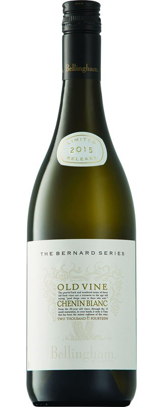 The Bernard Series Old Vine Chenin Blanc 2015