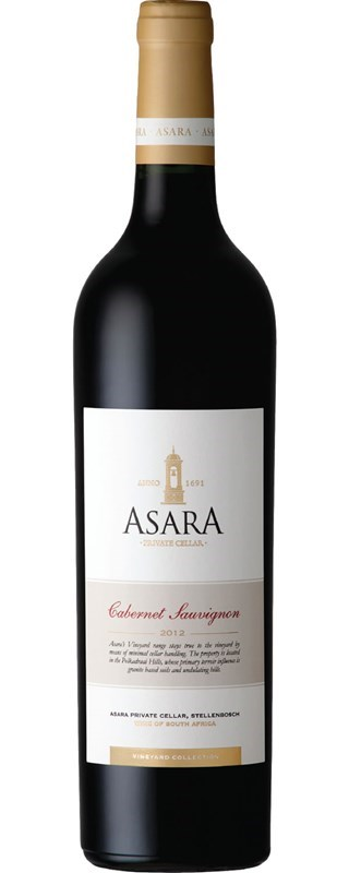 Asara Vineyard Collection Cabernet Sauvignon 2012