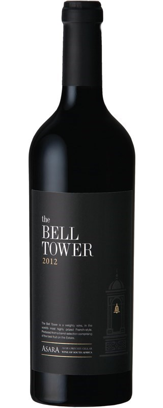 Asara Estate The Bell Tower 2012