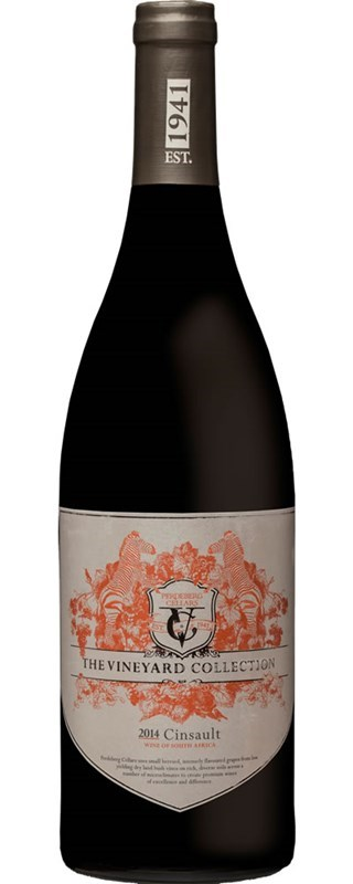 Perdeberg The Vineyard Collection Cinsault 2014
