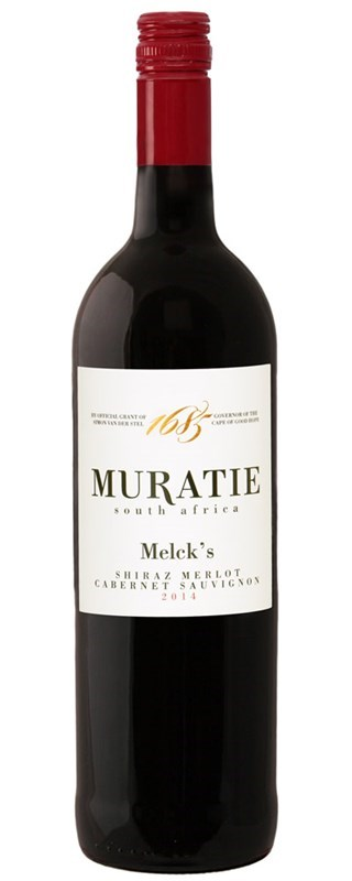 Muratie Melcks Blended Red 2014