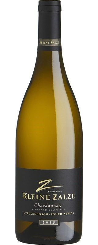 Kleine Zalze Vineyard Selection Barrel Fermented Chardonnay 2015