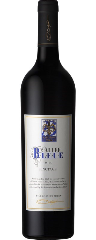 Allee Bleue Pinotage 2014