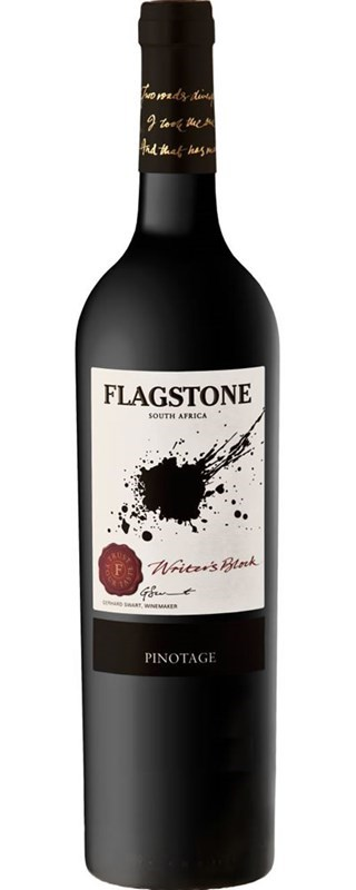 Flagstone Writers Block Pinotage 2014