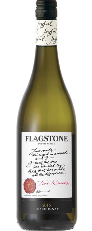 Flagstone Two Roads Chardonnay 2015